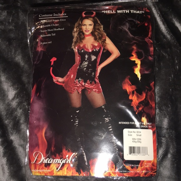 Dreamgirl Other - Devil 😈 costume